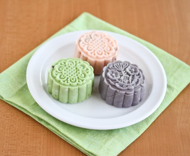 Snowskin mooncake kirbies cravings ccuart Images