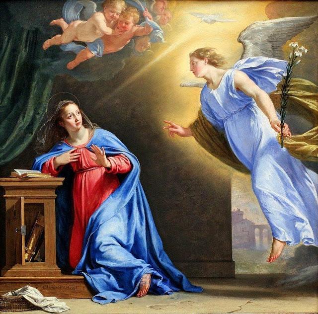 Philippe de Champaigne - Annunciation