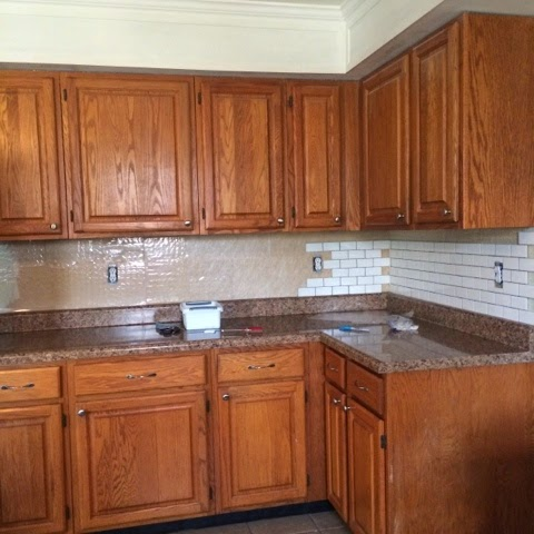 home depot rent a miter saw with Subway Tile For Dummies on 859030 further Foyer Board Batten in addition Ultimate Guide Creating Dog Friendly Backyard further Kitchen Island Transformation also Renovating Part Kitchen.