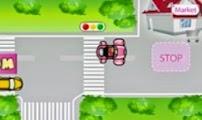 لعبة سيارة البنات