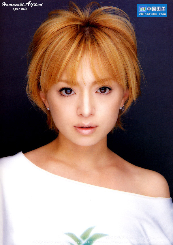 Japanese Singer  Ayumi Hamasaki 浜崎 あゆみ(41photos)  #picasa:Japanese girl,picasa