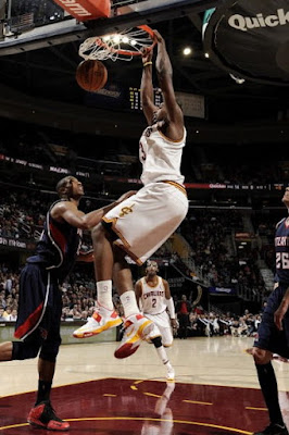 wearing brons nba soldier6 tristan thompson 07 Wearing Brons: Tristan Thompsons ZS6 Cleveland Cavaliers PEs