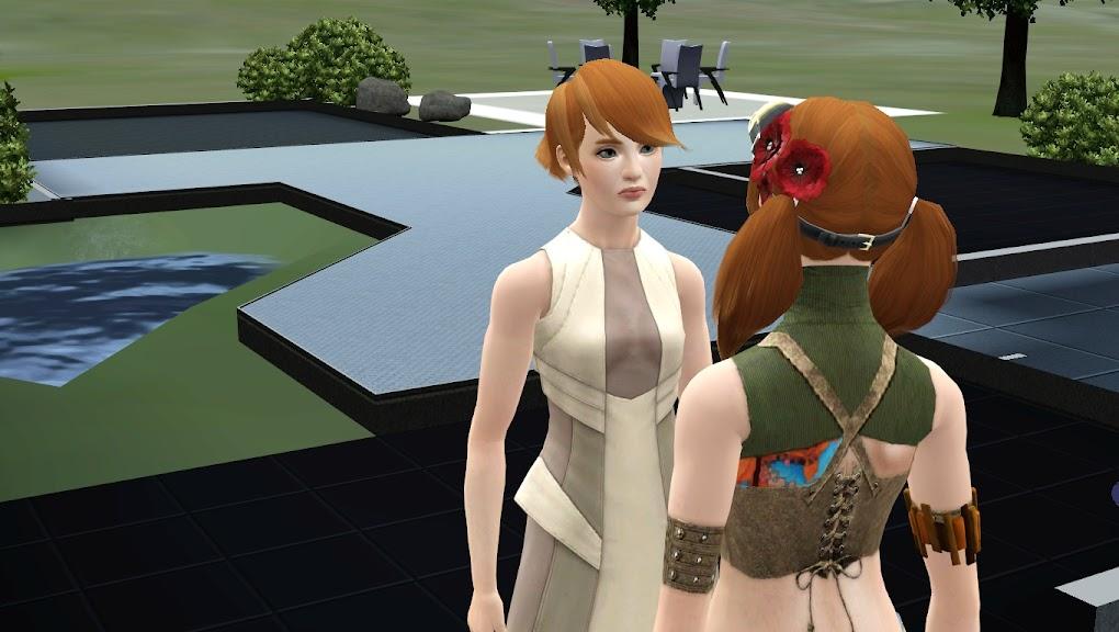 """Jugando a los sims """"Hacia el futuro"""" Screenshot-94"""