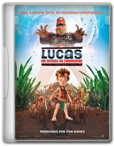 Lucas, Um Intruso No Formigueiro – DVDRip AVI   Dual Áudio