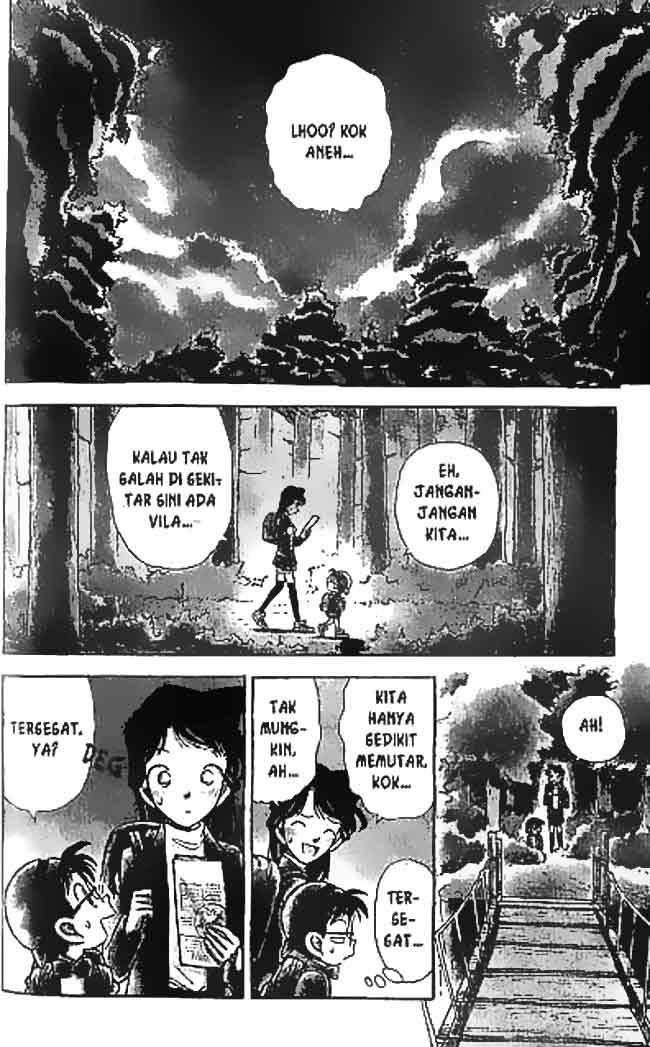 1 Detective Conan   040 Pria Berlilitkan Perban