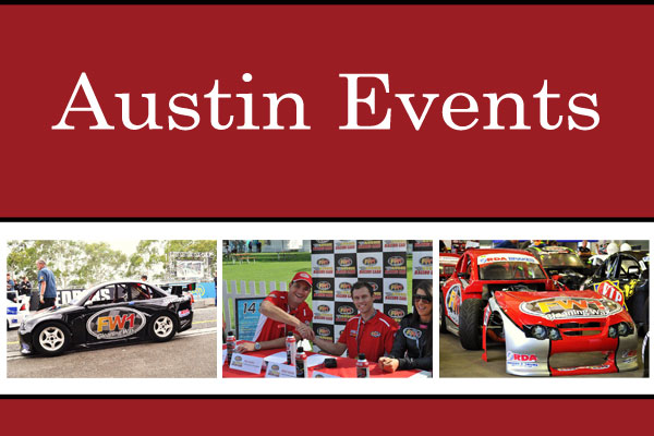 Marketing Firms Austin TX Austin Events Logo