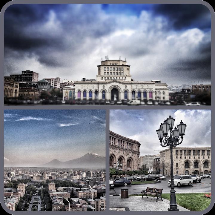 Levon Nersesyan, Yerevan, iPhone 4S, Snapseed, Diptic