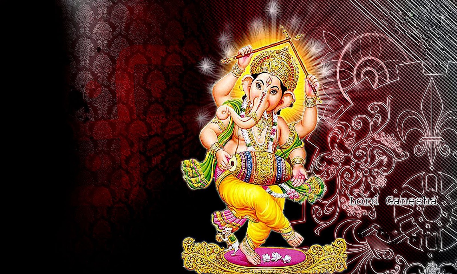 Lord Ganesha Hd Wallpapers: Lord Ganesha Hd Wallpaper