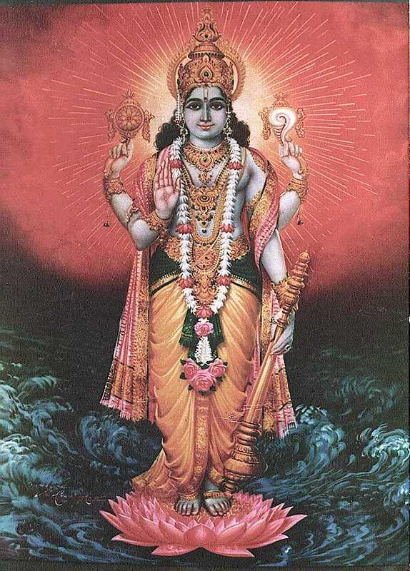 Sri Vishnu Sahasranamam Slokha For Mrigashira Nakshatra 3rd Pada