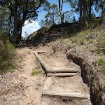 Track below Heaton Gap Lookout (359165)