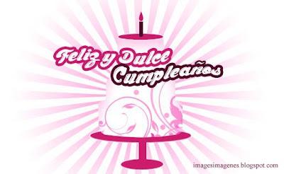 Felicitaciones para cumpleaños.