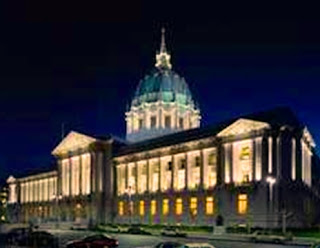 San Francisco City Hall, California (retrofit)