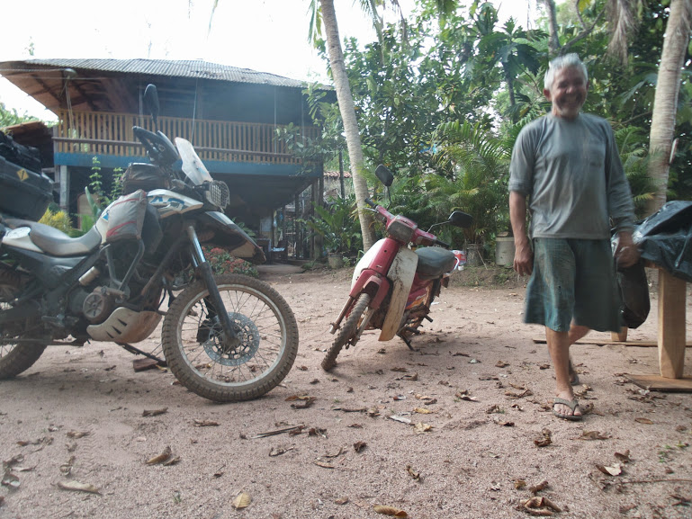 Brasil - Rota das Fronteiras  / Uma Saga pela Amazônia 20140827_183849