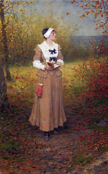 George Henry Boughton - Autumn