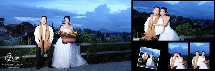 Đà Lạt địa điểm chụp hình cưới ngoại cảnh đẹp