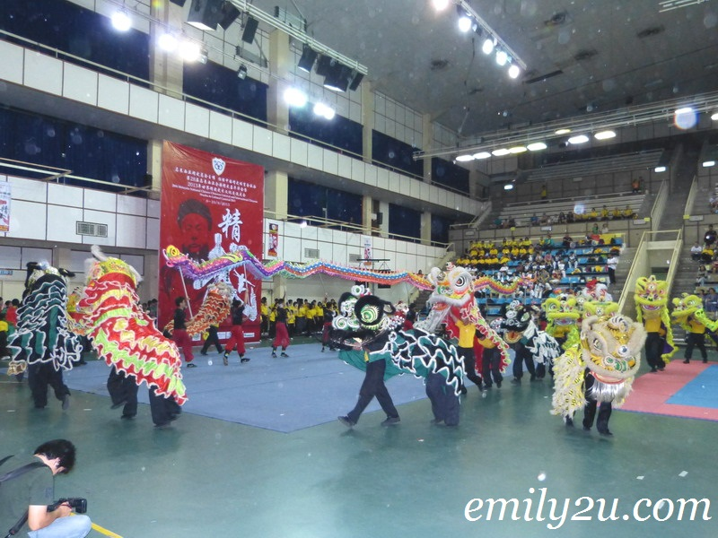Chin Woo Carnival Opening Ceremony