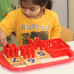 LePort Montessori Preschool Toddler Program Huntington Beach - counting skills