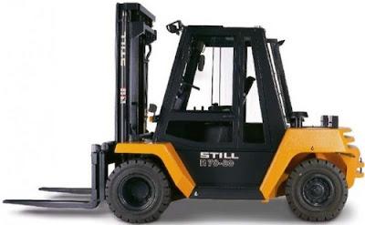 Xe nâng hàng Still 6 tấn