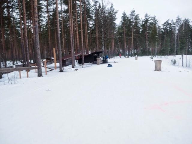 laavu, nuotiopaikka, campfire, talvi, winter, metsä, forest,