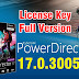 CyberLink PowerDirector Ultimate 17.0.3005.0 License Key Full Version 2019 (100% Working)
