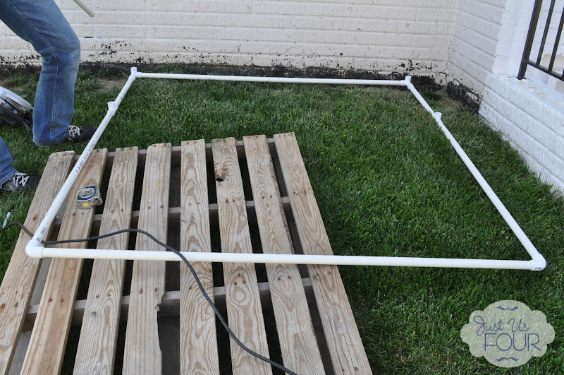 DIY Photo Stand
