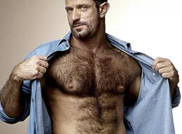 Incredible Hairy Chest Men Daddy Hunks 6