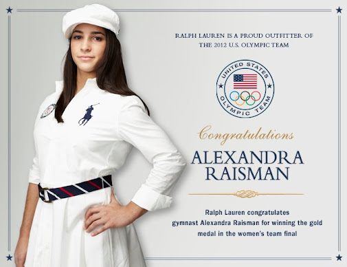 Ralph Lauren Team USA Olimpiadas 2012