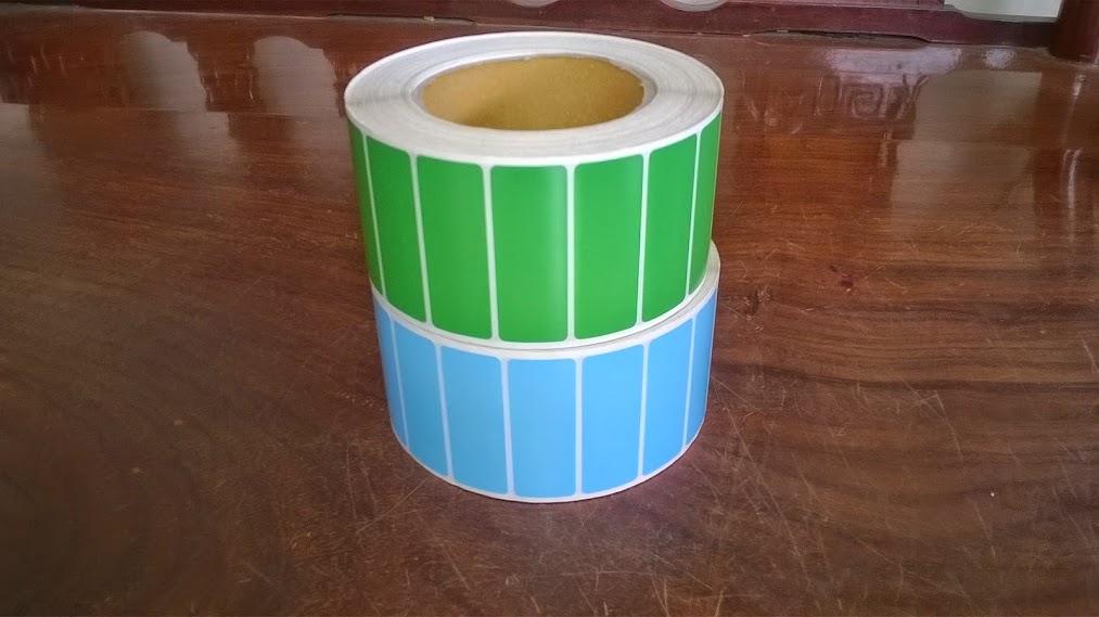 1. PVC Bóng - Màu.