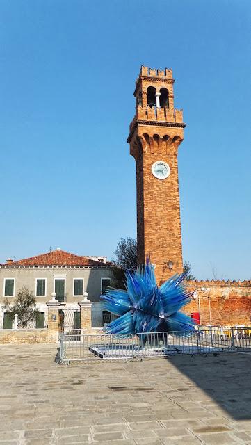 Esculturas, Murano, Venecia, Italia, Elisa N, Blog de Viajes, Lifestyle, Travel