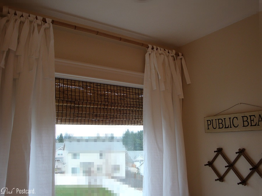 Lovely Curtain For Window Next To Wall Designs Jw04