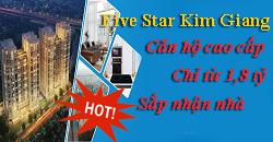 Chung cư Five Star Kim Giang