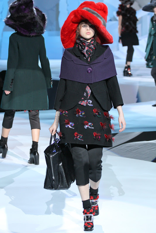 Marc Jacobs Fall-Winter 2012-2013
