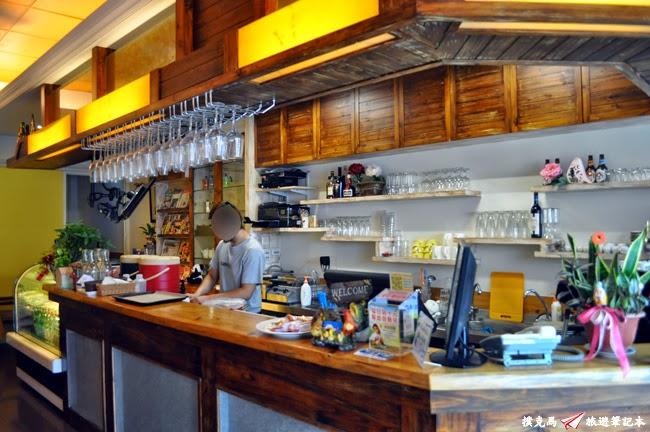 奇波拉義式料理用餐空間