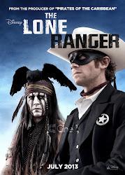 The Lone Ranger - Kỵ binh duy nhất