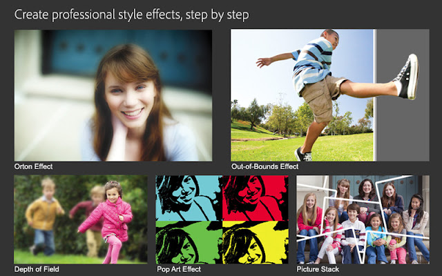 Adobe photoshop elements 10 - best photo editor for mac