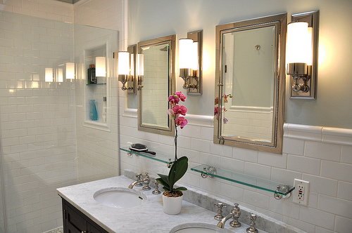 Bathroom Design Inspiration The Girl In The Red Shoes