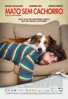 Filme Poster Mato sem Cachorro DVDRip XviD & RMVB Nacional