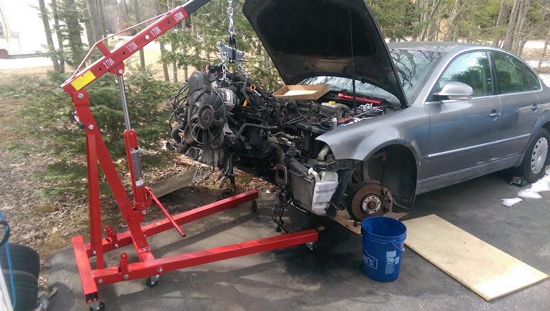U0026 39 01 Audi A4 1 8t Quattro Tdi Conversion - Page 5
