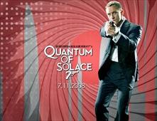 فيلم Quantum of Solace