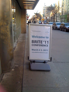 Welcome to BRITE Conference 2011: Highlights
