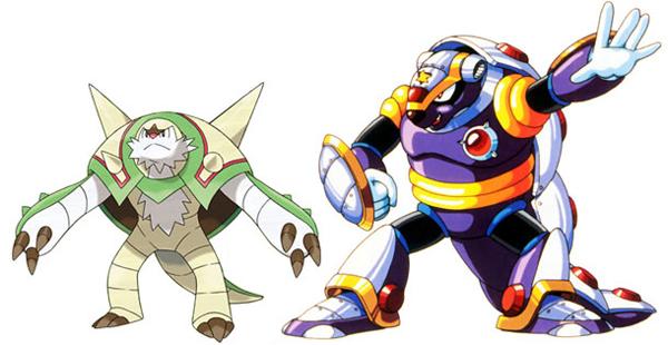 """Sự giống nhau """"kỳ lạ"""" giữa Pokémon và Mega Man X 10"""