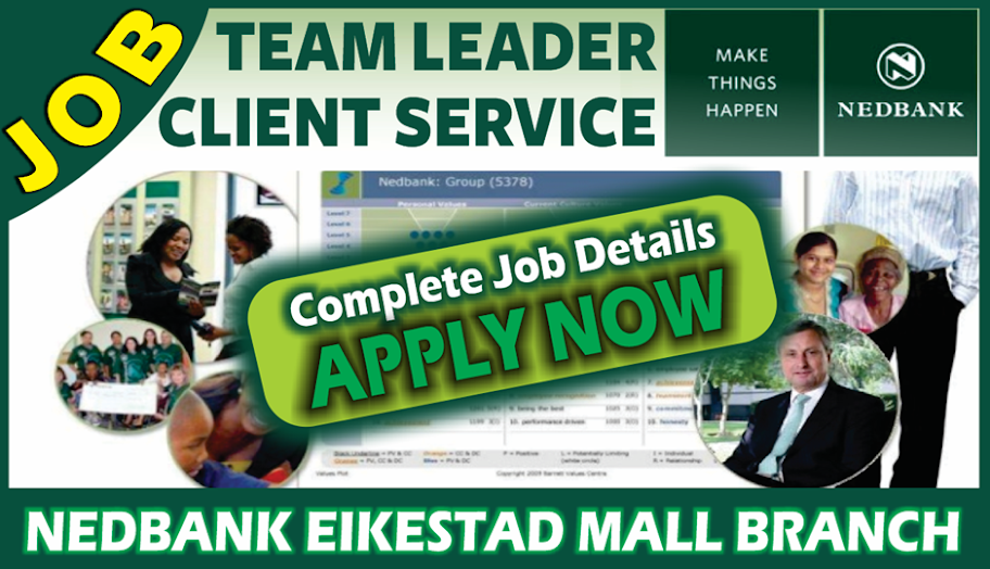 Eikestad Mall Team Leader