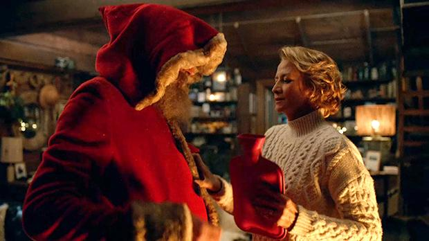 Watch The Beautiful M&S 2016 Christmas Ad, with love from Mrs Claus