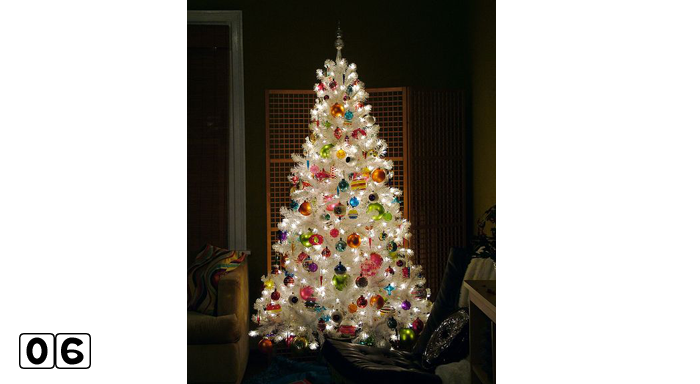 Christmas Tree Decorating Ideas Look Great with Picture 006