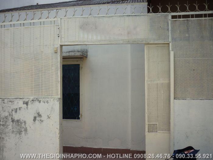Bán nhà Cách Mạng Tháng Tám , Quận 10 giá 2, 1 tỷ - NT8