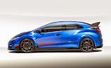 PARIS 2014 - Honda Civic Type R Concept