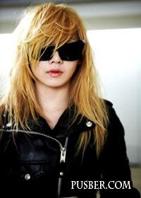 Foto Profil Lee Chaerin 2NE1