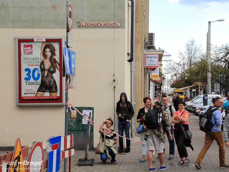 Gdynia - rytm miasta - plener foto