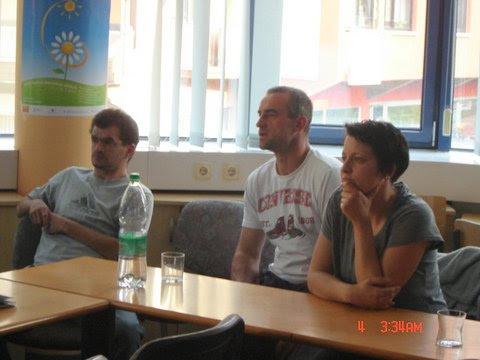 Predstavitev Športne zveze gluhih Slovenije
