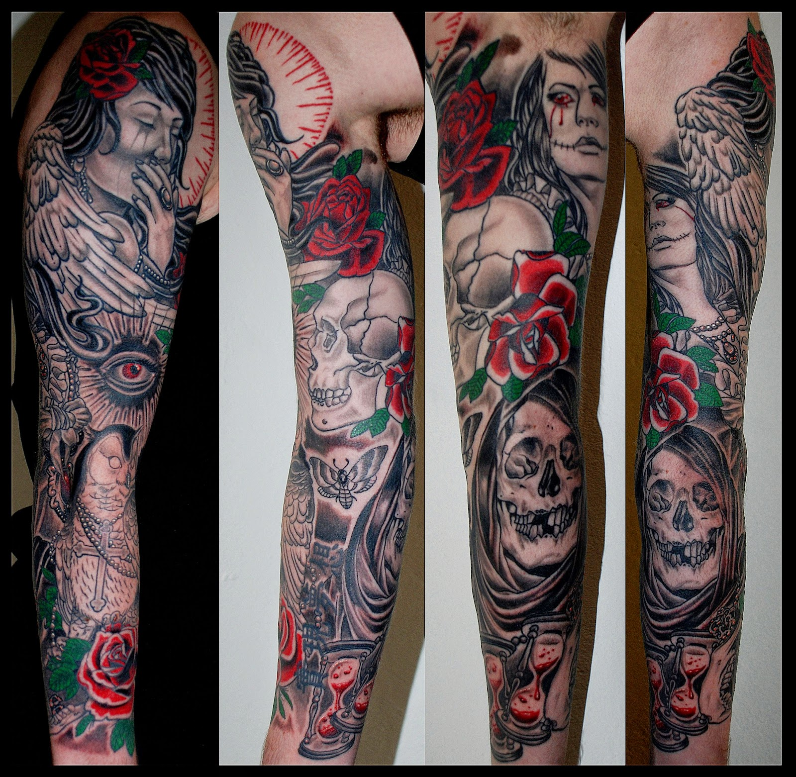 Gothic Tattoos  Page 2